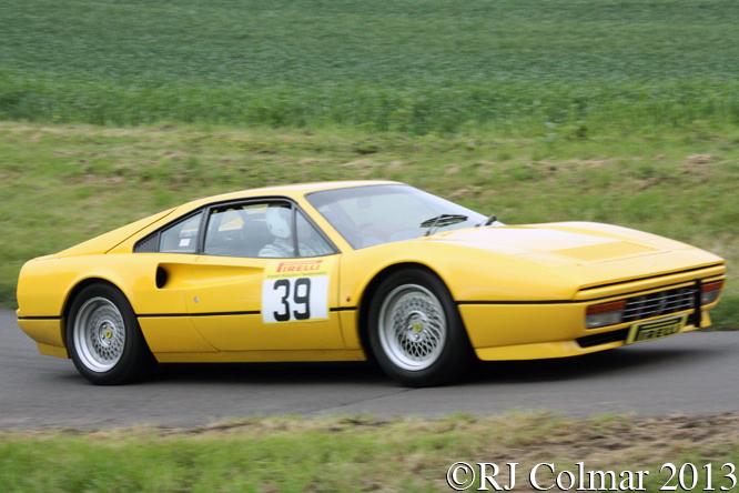 Spicer, Ferrari 328 GTB, Gurston Down, Wiltshire
