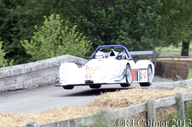 Robbie Kerr, Radical SR3 RS,  Cholomondeley Pageant Of Power
