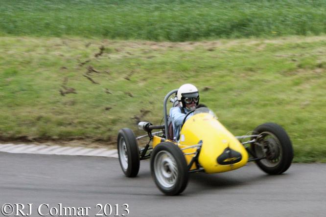 Dent, Hornet F3,  Gurston Down, Wiltshire