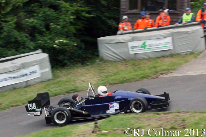 Hollier, Pilbeam MP62, Gurston Down, Wiltshire