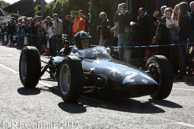 D Hill, BRM P578, BRM Day, Bourne, Lincs