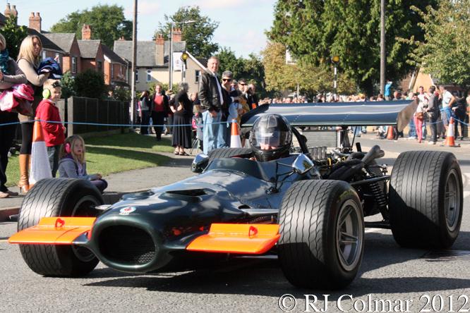 BRM P139, BRM Day, Bourne, Lincs
