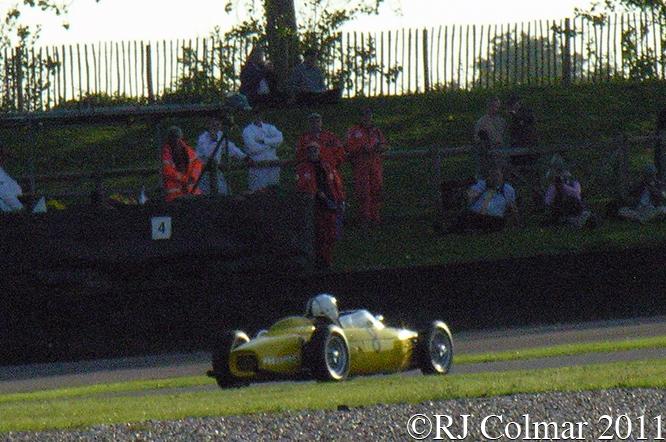 Ferrari 156, Replica, Goodwood Revival