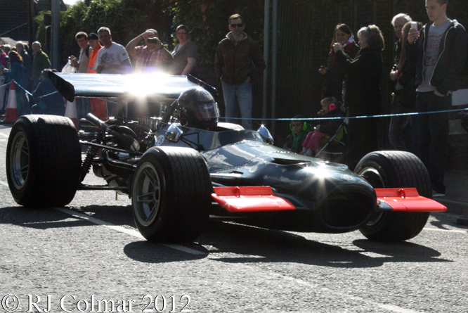 BRM P139, BRM Day, Bourne, Lincs