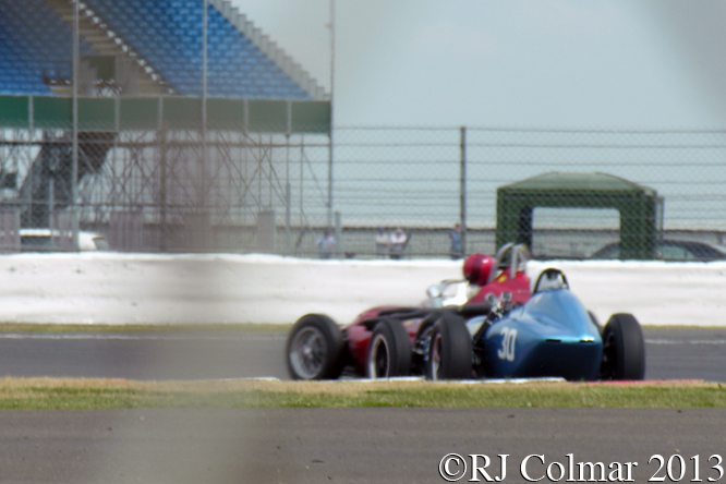 Wood, Tec Mec, Bronson, Scarab, Silverstone Classic