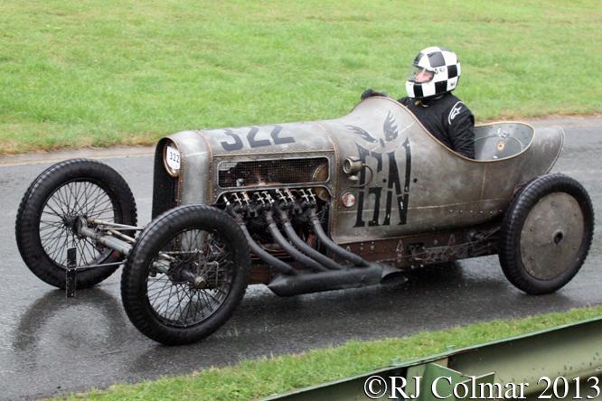 Scaldwell, GN/JAP Grand Prix, VSCC Prescott