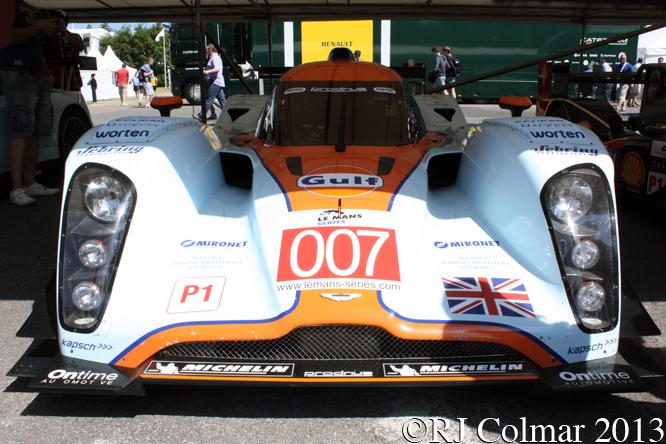 Lola Aston Martin  DBR 1-2, Goodwood Festival Of Speed
