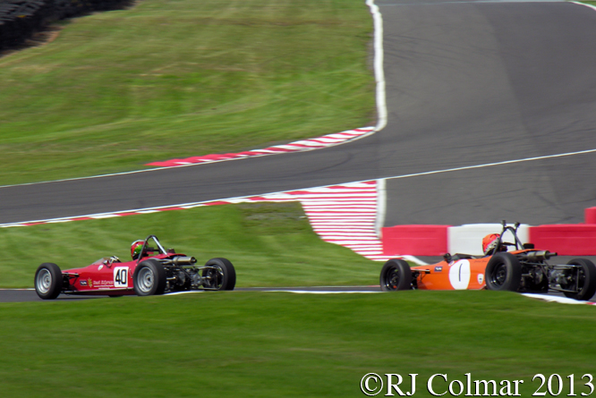 Mitchell, Merlin Mk20, Grant, Merlyn Mk20a, Gold Cup, Oulton Park