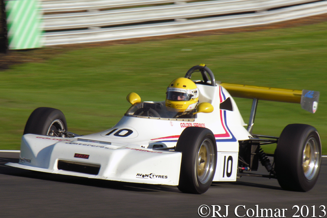 Smith, Delta T81, Gold Cup, Oulton Park