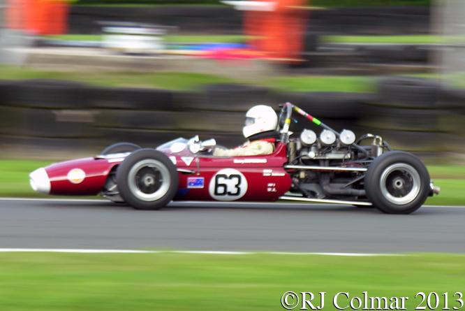 Oosterbaan, Alton Holden AR2 , Gold Cup, Oulton Park