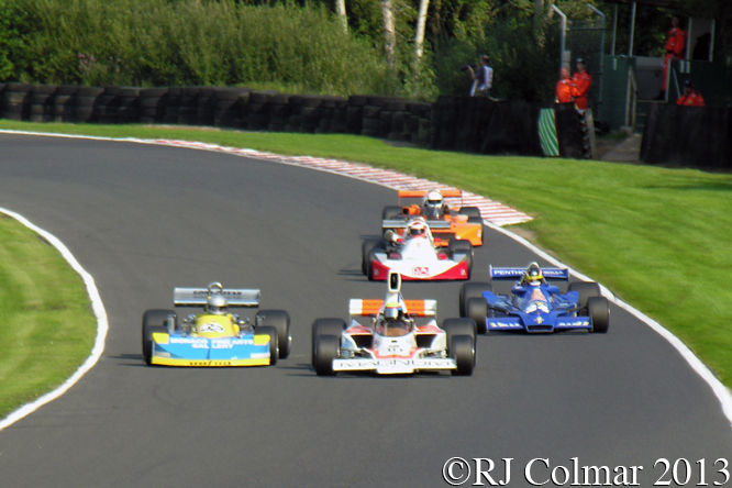 Thornton, March, Glover, Lola, Lyons, Hesketh, Gold Cup, Oulton Park
