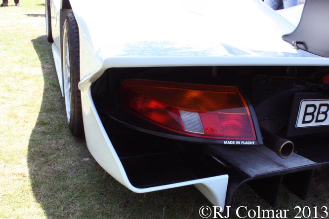 Porsche 911 GT1 98 Strassenversion, Goodwood Festival of Speed