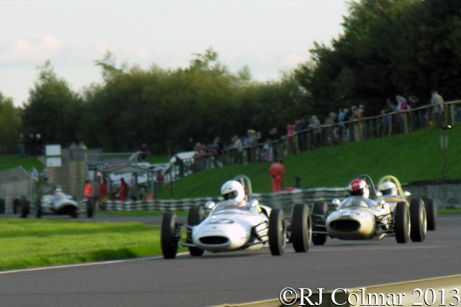 Miller Oils Formula Junior, Autumn Classic, Castle Combe