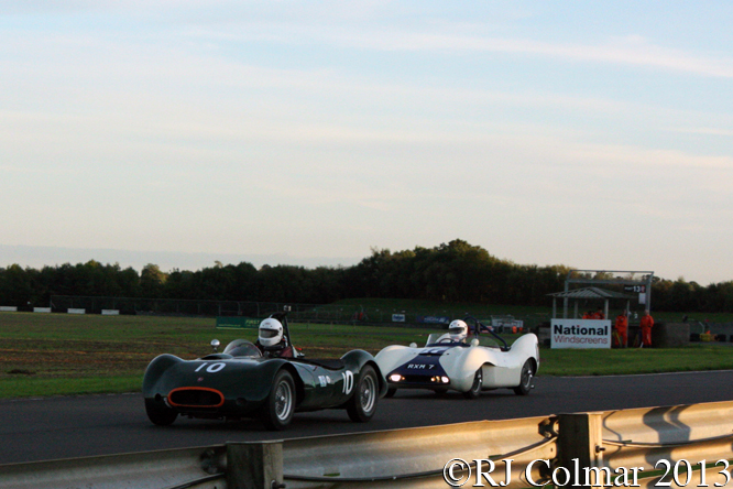50's Lightweight Sports Racing Cars, Autumn Classic, Castle Combe