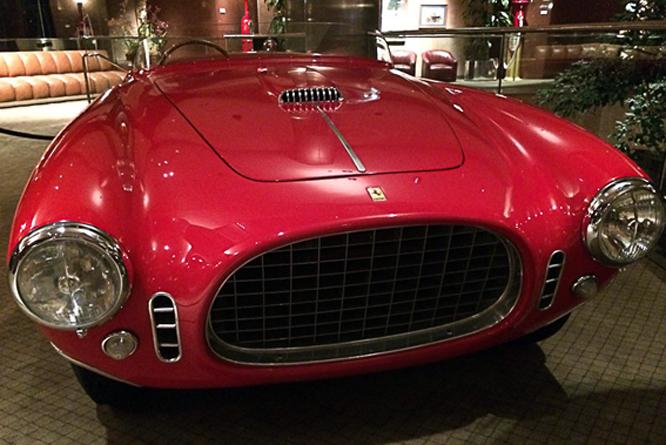 Ferrari 250MM Vignale, Blackhawk Museum, CA