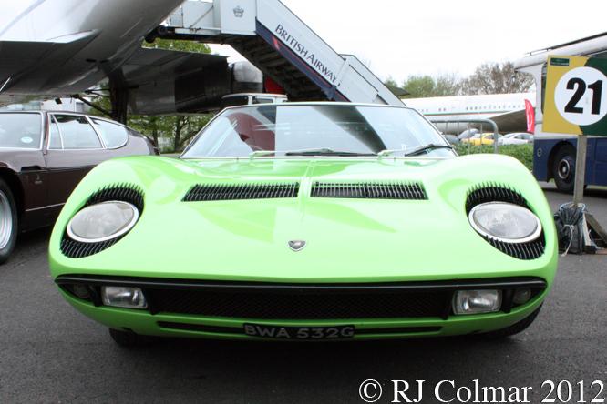 01 Lamborghini Miura S 6267sc