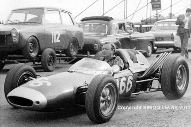 Summers, Lotus Chevrolet 24, Brighton Speed Trials