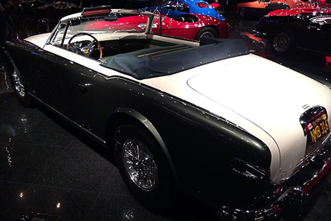 Ferrari 342 America Vignale, Blackhawk Museum