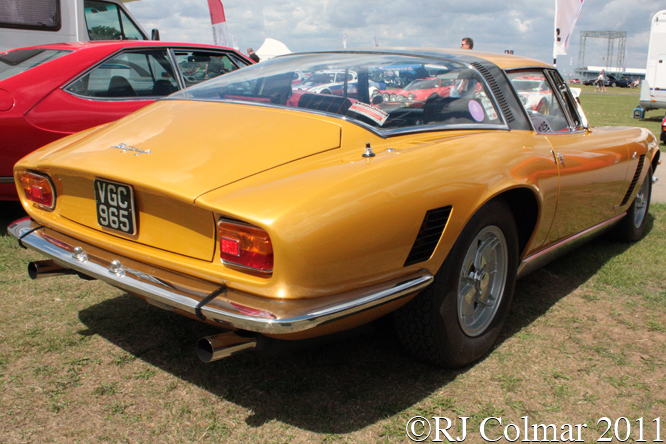 Iso Grifo, Silverstone Classic