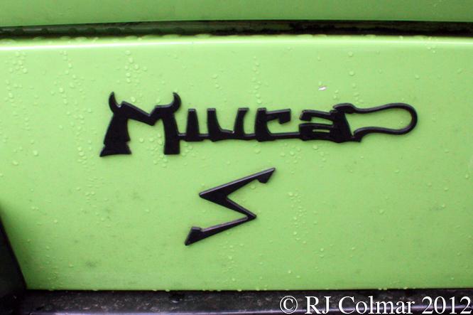 07 Lamborghini Miura S 6266sc