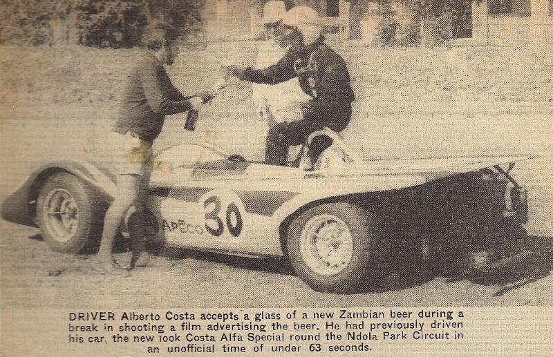 Costa Alfa Romeo Special