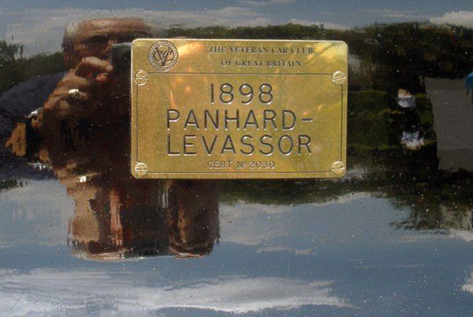 Panhard et Levassor, Type M2F 6hp Wagonette, Florida