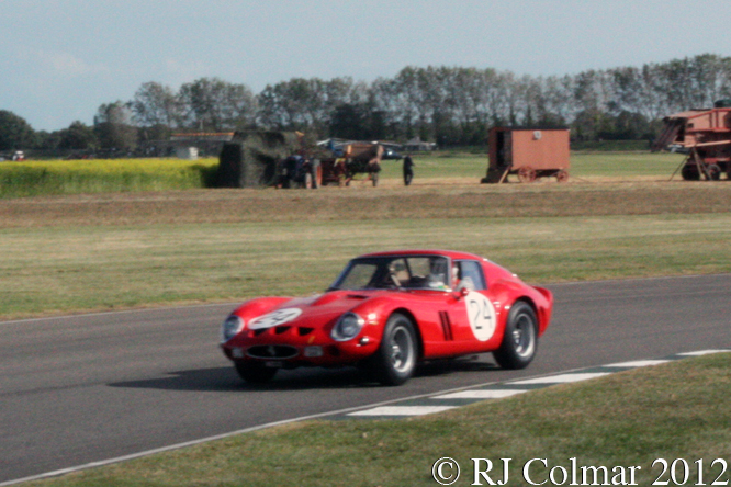 Ferrari 250 GTO, Connor, Goodwood Revival