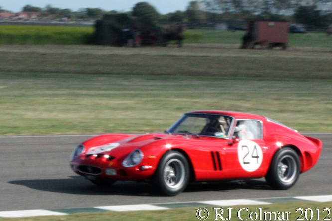Ferrari 250 GTO, Connor, Goodwood Revival