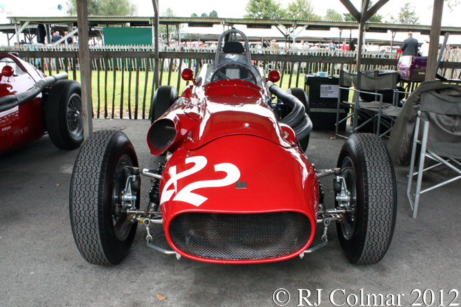 Tec-Mec F415, Goodwood Revival
