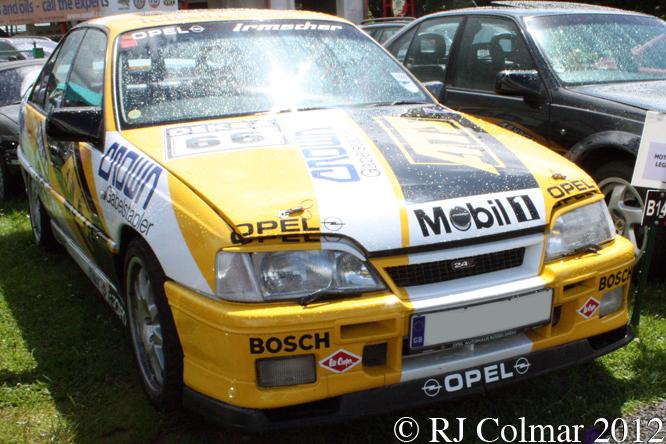Opel Omega Senator 24V, Castle Combe