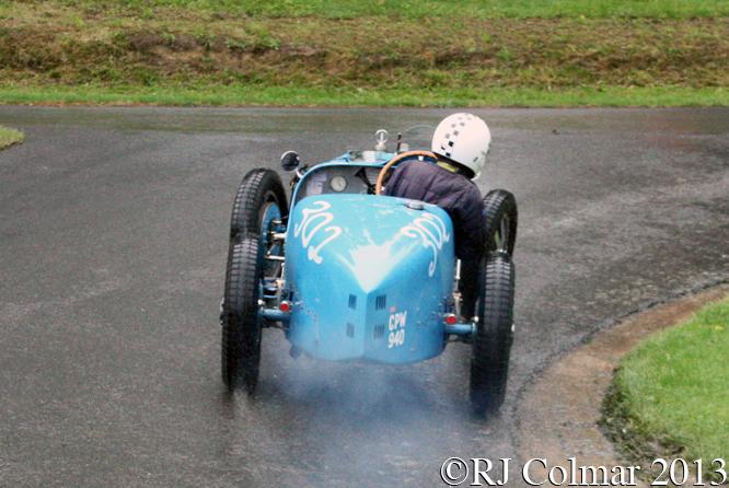 Bugatti Type 35B, Marshall, VSCC, Prescott