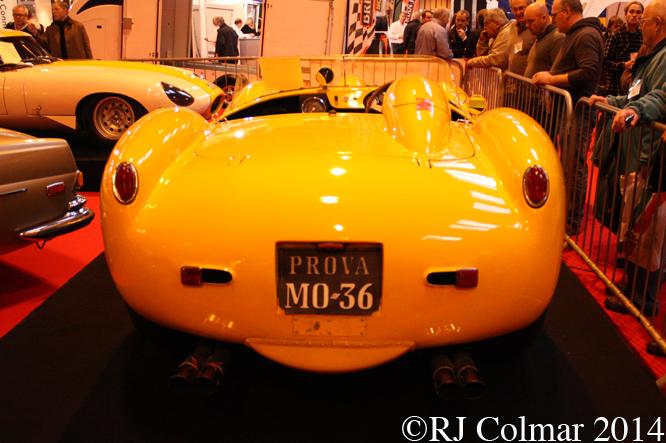 Ferrari 250 GT, Coys, Autosport International, NEC, Birmingham