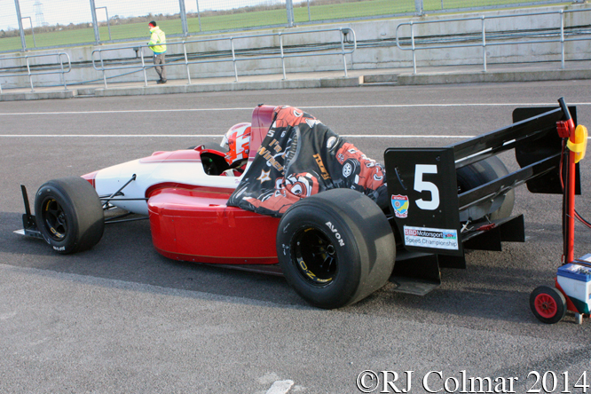 Gould GR55, Graves, Great Western Sprint, Castle Combe