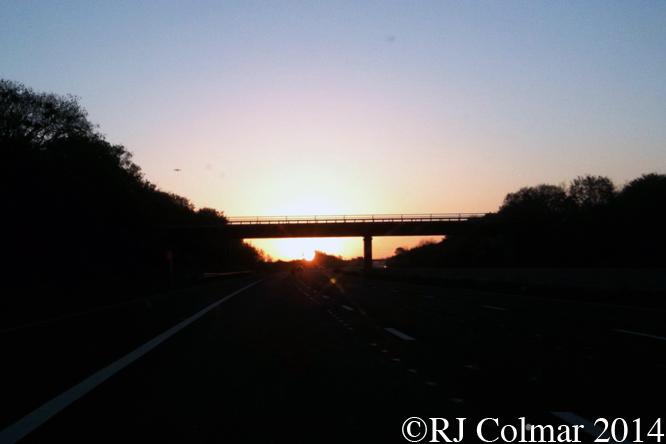 M4, Eastbound