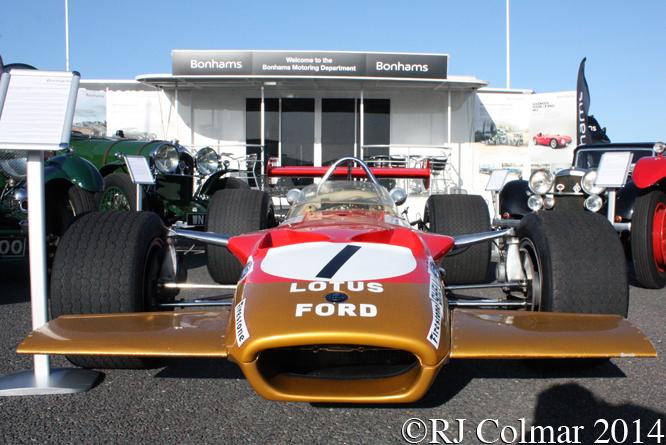 Lotus 49 R8, VSCC Spring Start, Silverstone