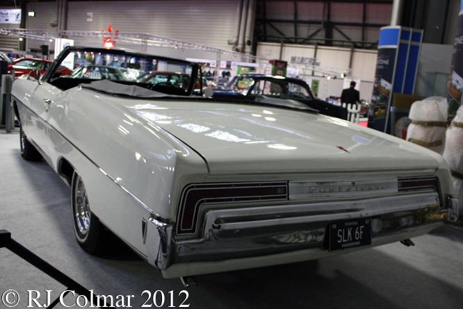 Pontiac Parisienne, Classic Motor Show, NEC, Birmingham