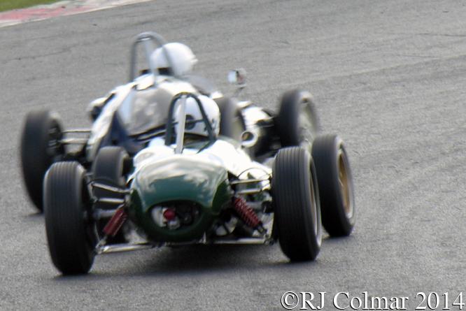HGPCA Pre 66, Griffin, Moreton, VSCC Spring Start, Silverstone