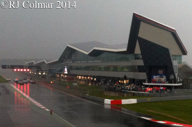 The Wing, 6 Hours Of Silverstone