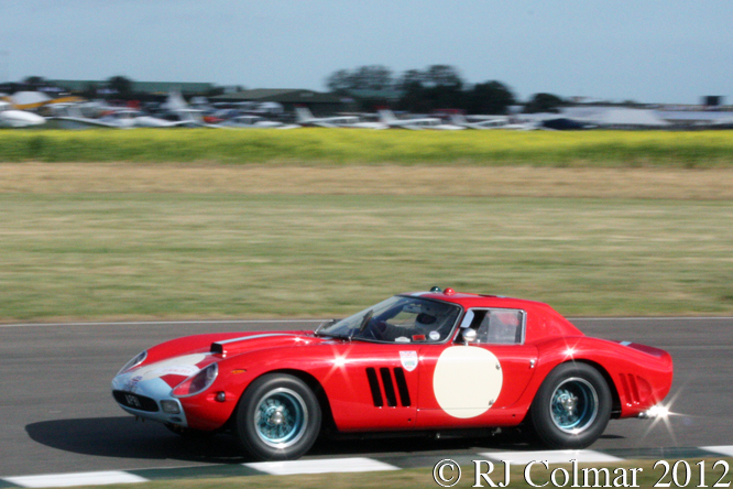 Ferrari 250 GTO, Goodwood, Revival