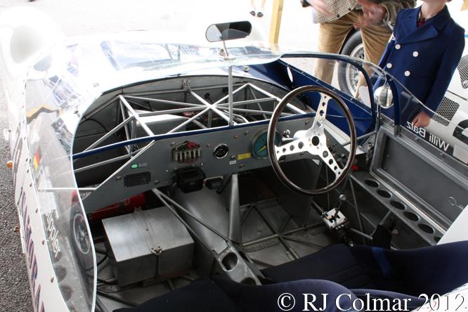 Maserati Tipo 60, Goodwood, Revival