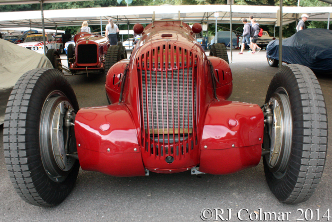 Maserati V8RI, Goodwood Festival Of Speed