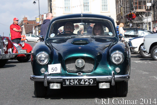 Bristol 405, Classic Run, Chipping Sodbury
