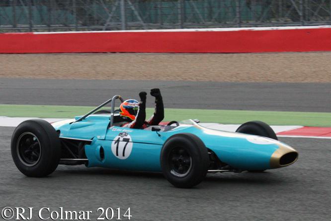 Brabham BT4, Minshaw, Silverstone Classic