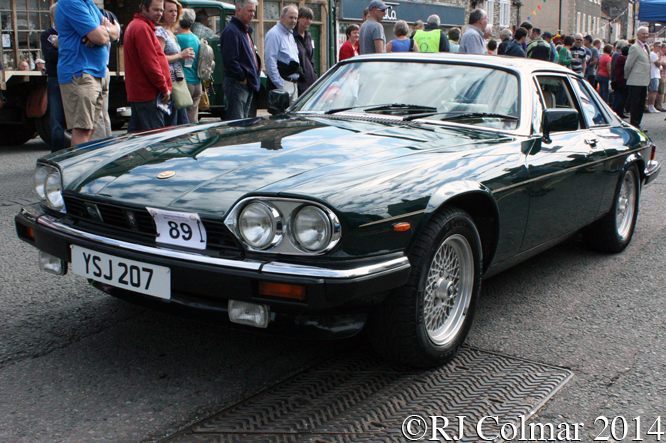 Jaguar XJS Le Mans, Classic Run, Chipping Sodbury