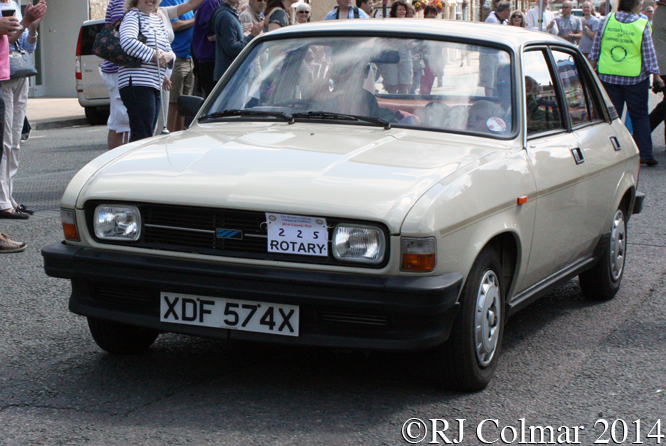 Austin Allegro, Classic Run, Chipping Sodbury
