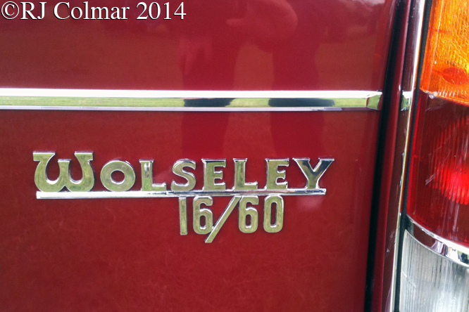 Wolseley 16/60, Bristol and South Glos Stationary Engine Club Rally, Coalpit Heath