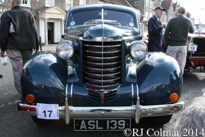 Oldsmobile Saloon, Classic Run Chipping Sodbury