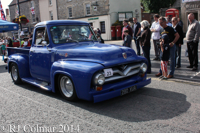 Ford F100, Classic Run Chipping Sodbury