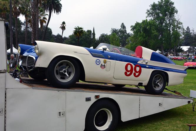 Ford Thunderbird, San Marino Motor Classic, Horton/ McNabb