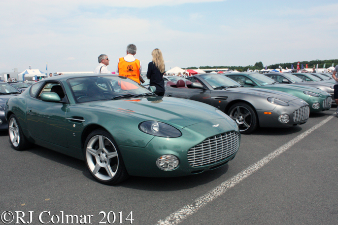 Aston Martin Owners Club, Silverstone Classic